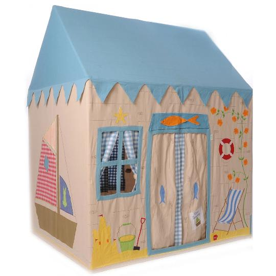 Beach House Playhouse - Rainbow Playhouses