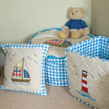 Beach House Bean Bag - Rainbow Playhouses