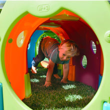 ECR4Kids GUS Climb-N-Crawl Caterpillar - Vibrant Perfect for kids ages 3 to 8 tunnel game for kids, Easy to assemble - Rainbow Playhouses