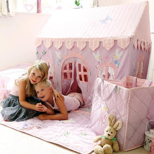 Fairy Cottage Playhouse - Rainbow Playhouses