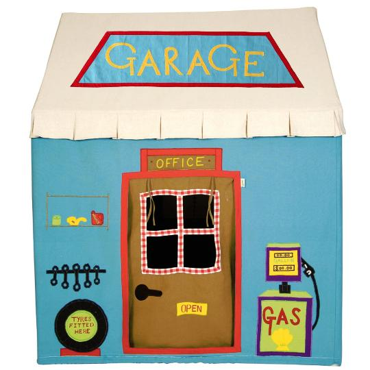 Garage Playhouse - Rainbow Playhouses