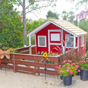 Little Alexandra Cottage - Rainbow Playhouses