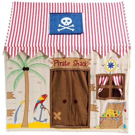 Pirate Shack Playhouse - Rainbow Playhouses