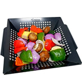 Kona Best Vegetable Grill Basket - 10 Year Guarantee