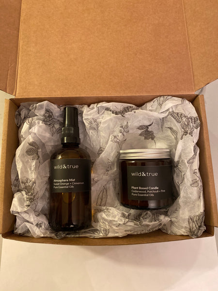 Atmosphere Mist & Candle Gift Set