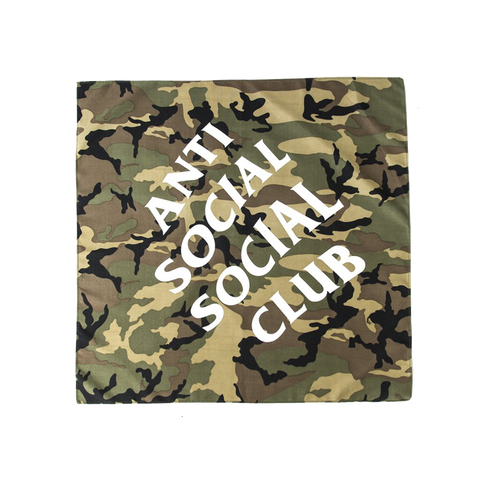 ASSC Jungle Bandana 'Camo'