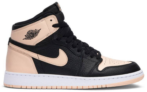 Air Jordan 1 Retro High (GS) 'Black Crimson Tint'