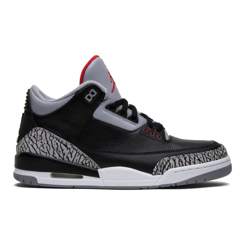 low priced 291c5 64473 Air Jordan 3 Retro 'Black Cement CDP (2008)'