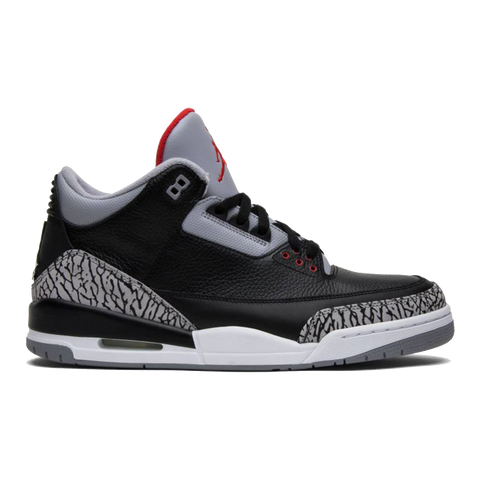 9c5258ed77cb Air Jordan 3 Retro  Black Cement CDP (2008) . Prime Orders