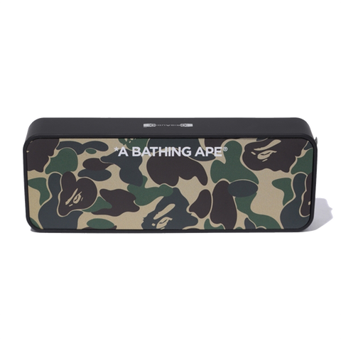 Bape ABC Bluetooth Speaker 'Green Camo'