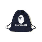 Bape Ape Head Draw String Bag