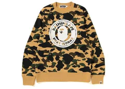 Bape Busy Works Crewneck