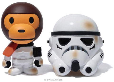 Bape Milo x Starwars Sand Trooper