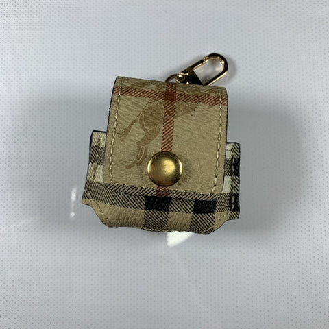 Custom Burberry Nova Check Apple Air Pod Case