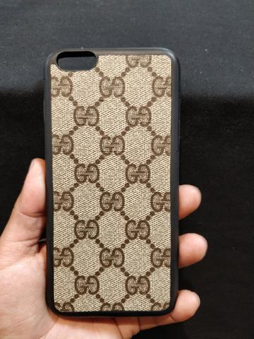Custom Gucci Monogram iPhone Case