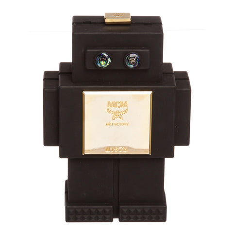 MCM Roboter Series Clutch Handbag 'Black'