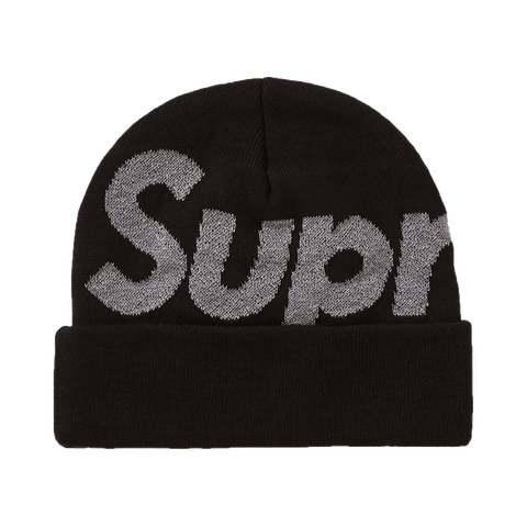 Supreme Big Logo FW18 'Black'