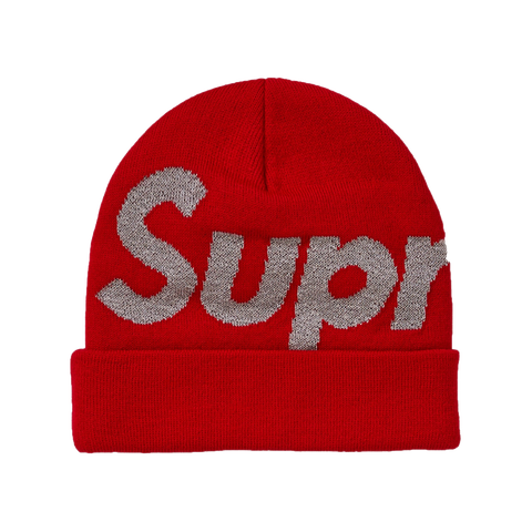 Supreme Big Logo FW18 'Red'