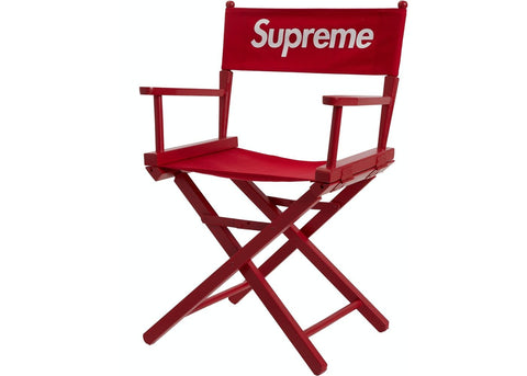 Supreme Directors Chair