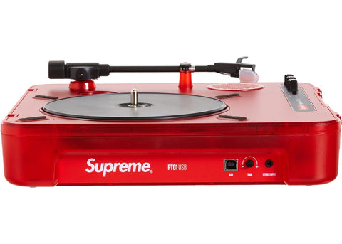 Supreme Numark Portable Turntable