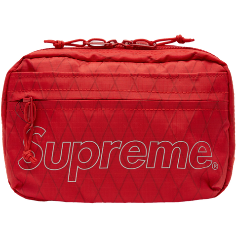 Supreme Shoulder Bag FW18 'Red'