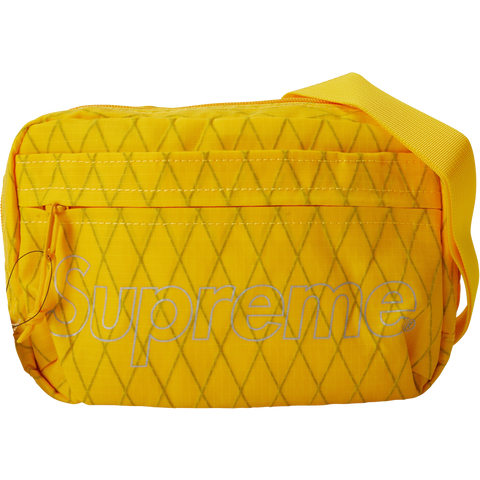 Supreme Shoulder Bag FW18 'Yellow'