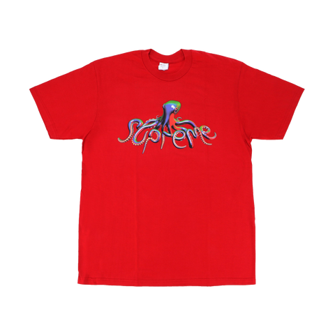 Supreme Tentacles Tee 'Red'