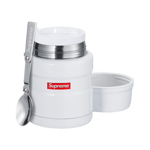 Supreme Thermos and Spoon
