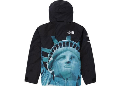 Supreme x The North Face Statue of Liberty Mountain Jacket 'Black'