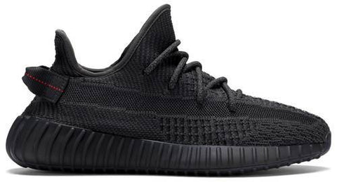 Yeezy Boost 350 V2 'Black' (Non-Reflective)