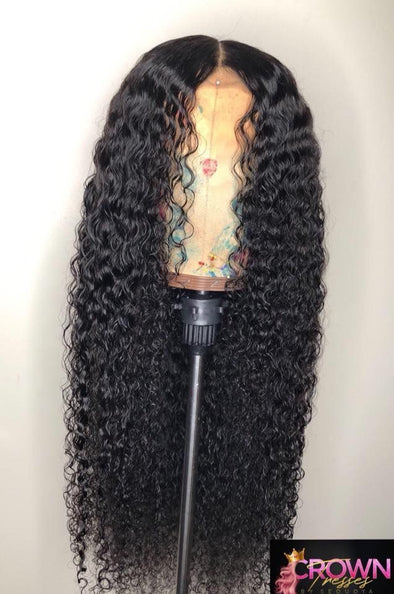 Braided Human Hair Lace Wigs Affordable Human Hair Toppers Charming Black Front Lace Short Curly Wig