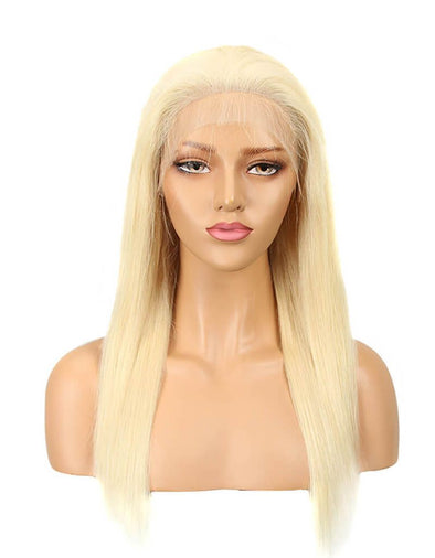 Lace Front Wig Blonde Wig Long Hair New products No tangle no shedding highlight