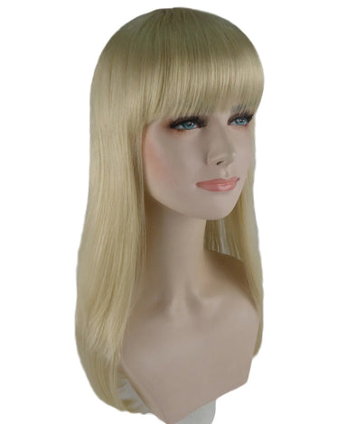 Blonde Wigs Brown Synthetic Lace Front Wigs For Women Side Parting Natural Wave Hair Heat Resistant Fiber Hair Wigs