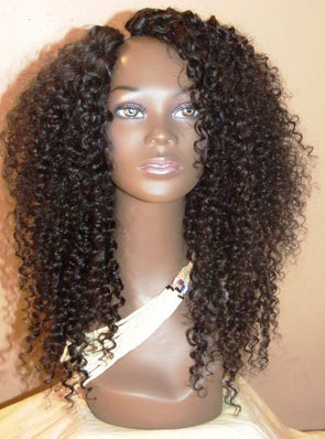 13x6 Curly Lace Front Wigs Natural Color Long Jerry Curly 13*4 Lace Front Wigs High Quality