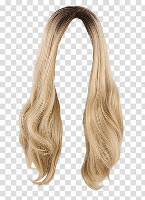 28'' Long Wavy Lace Front Synthetic Wigs Hand Tied Light Blond Natural Glueless Black Red Heat Resistant Hair Women