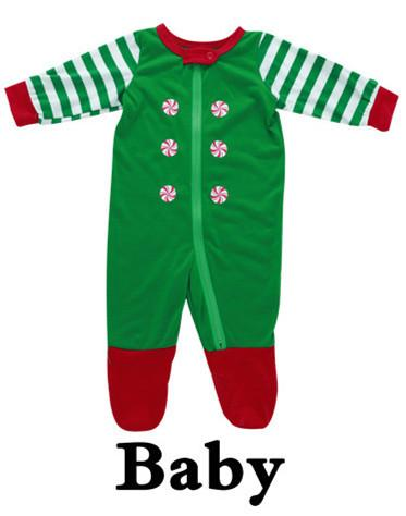 Family Wear Christmas Baby's Pajama