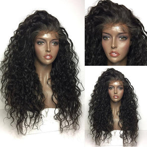 13X6 Lace Frontal Wig Human Hair Lace Front Closure Wigs Human Hair Black Fox Wigs