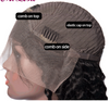 2020 New Lace Frontal Wigs Gray Best Hair Dye To Cover Gray Hair
