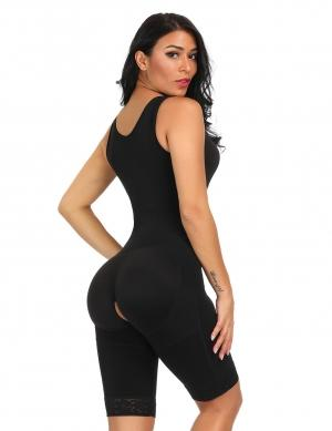 Body Shaper Sexy Slimming Jumpsuit PantsSlimming Corset Large Size Waist Slimmer Hook Closure Curve Slimmer 2