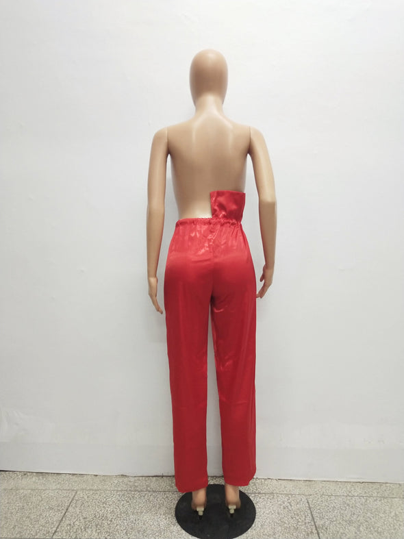 High Waist Stylish Pop Trousers