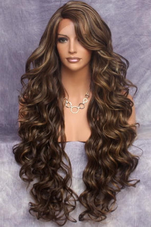 Curly Wigs Lace Frontal Wigs Curly Wigs For Older Ladies
