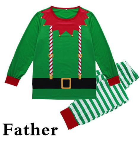 Family Wear Christmas Father's Pajama