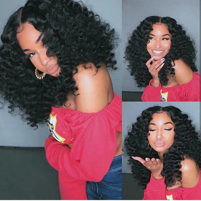 Lace Frontal Wigs 360 wigs for black women In Dianawigs.com