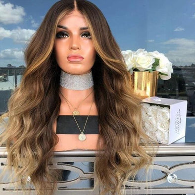 lace front wig brown sugar swiss lace wigs bs103 wig brown wig party city noriko ginger brown