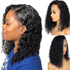 Lace Bob Wigs Black Curly Wig For Black Women The Same As The Hairstyle In The Picture