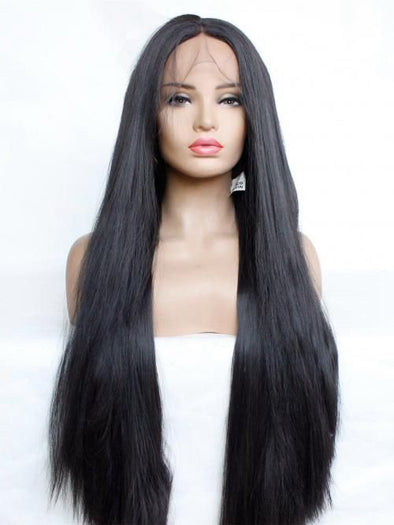 Lace Front Hair Wigs human hair wigs for black cancer patients
