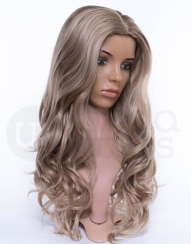 Lace Front Wig Arda Wigs Grace Classic - Dark Ash Blonde