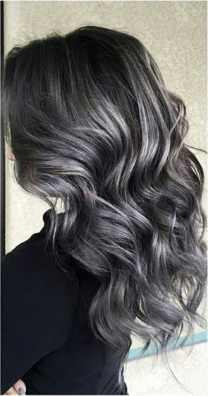 Gray Wig Lace Frontal Wigs best hair gel for grey hair