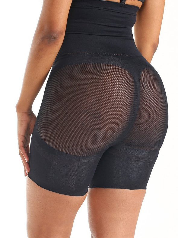 SHEBELT HIGH WAISTED DOUBLE TUMMY LAYER BUTT LIFTER | SHAPING SHORTS