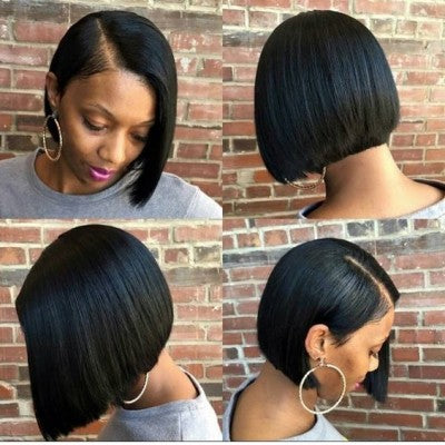Lace Frantal Bob Wigs Black Straight Wig Lace Wigs For Black Women The Same As Picture